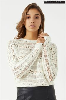Noisy May Knitted Top
