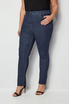 Yours Luxe Control Slim-Jeans