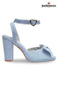 Joe Browns Bow Embellishment Ankle Strap Sandals