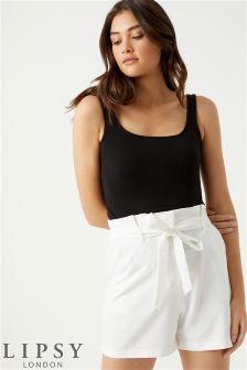 Lipsy Paperbag Shorts