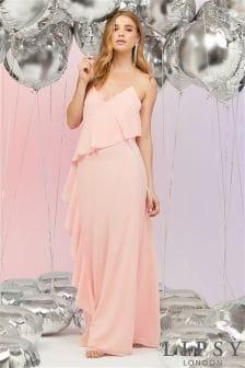 Lipsy Knot Detail Cami Maxi Dress