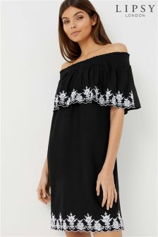 Lipsy Embroidered Sundress