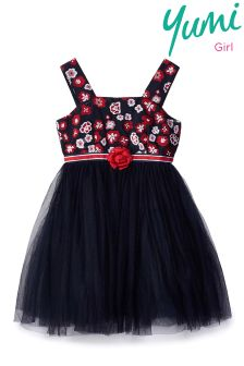 Yumi Girl English Rose Prom Dress