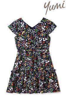 Yumi Girl Tropical Sun Dress