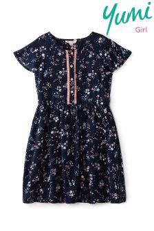Yumi Girl Perfume Ditsy Dress