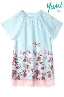 Yumi Girl Vintage Floral Tunic