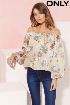 Only Cold Shoulder Top