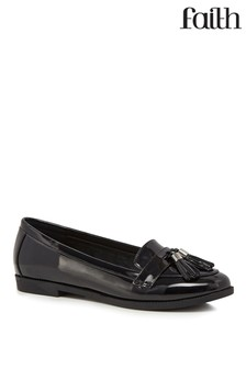 Faith Tassel Loafers