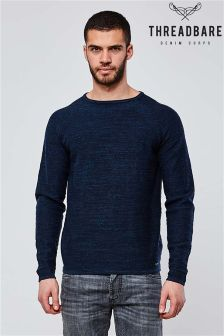 Threadbare Granger Crew Neck Jumper