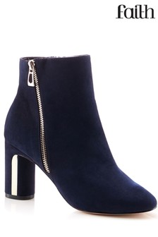 Faith Ankle Boots