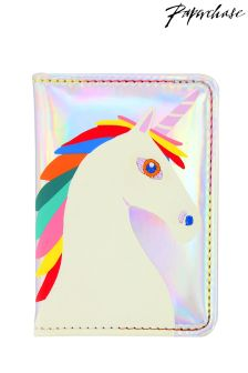 Paperchase Unicorn Star Pass Case