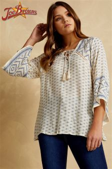 Joe Browns Long Wide Sleeve Blouse