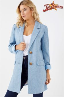 Joe Browns Oversized Boyfriend Coat