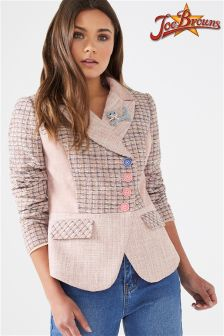 Joe Browns Womens Mix And Match Fitted Summer Jacket