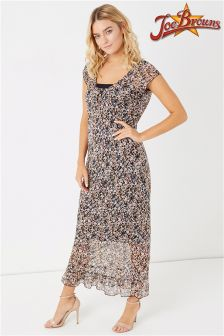 Joe Browns Short Sleeve Tea Maxi Dress