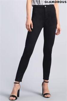 Glamorous High Rise Skinny Jeans