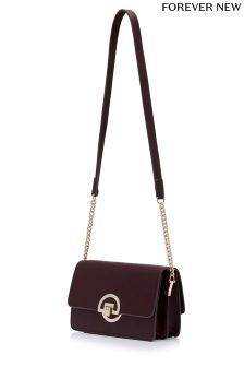 Forever New Circle Lock Cross Body Bag