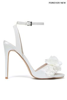 Forever New Flower Vamp Heels