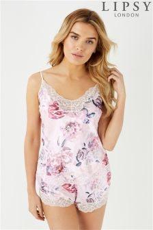 Lipsy Floral Print Shorts