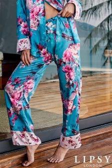 Lipsy Bold Nature Pyjamas