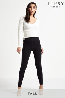 Lipsy Tall High Waist Leggings