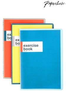 Paperchase A5 Slim Exercise Books