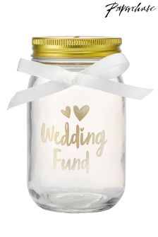 Paperchase Wedding Fund Jar