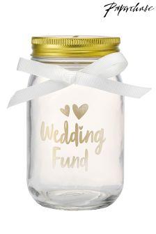 """Paperchase """"Wedding Fund""""   Hochzeits-Spardose"""