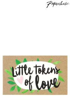 Paperchase Evergreen Symbolische Kleinigkeiten für Hochzeiten/Paare