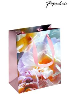 Paperchase Romantic Floral Gift Bag