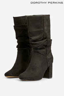 Dorothy Perkins Ruched Boots