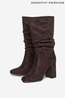 Dorothy Perkins Kinder 3/4 Block Heel Boot