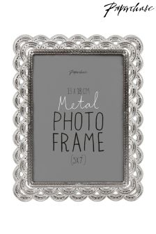 Paperchase Scallop Edge Photo Frame 5 X 7
