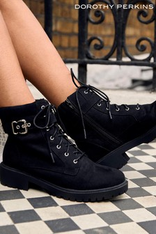 Dorothy Perkins Mona Lace Up Ankle Boot
