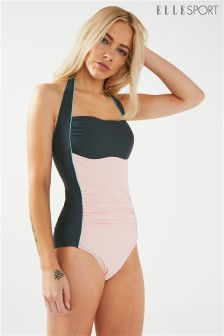 Elle Sport Contouring Swimsuit With Full Tummy Control