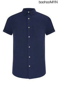 Boohoo Man Short Sleeve Shirt