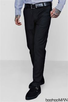 Boohoo Man Skinny Fit Suit Trouser