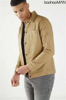 Boohoo Man Coach Jacket