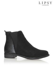 Lipsy Flat Chelsea Ankle Boot