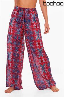 Boohoo Beach Trousers