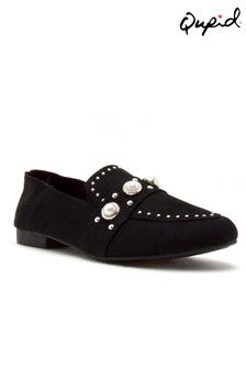 Qupid Embellished Ballerinas