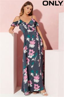 Only Off Shoulder Maxi Dress