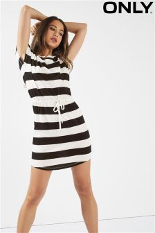 Only Stripe Jersey Dress