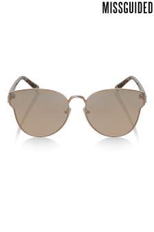 Missguided Cat Eye Sunglasses