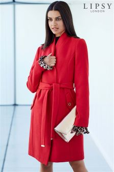 Lipsy Belted Robe Coat