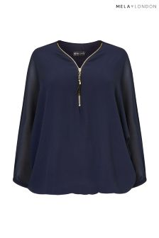 Mela London Batwing Top