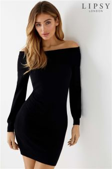 Lipsy Bardot Tunic Dress