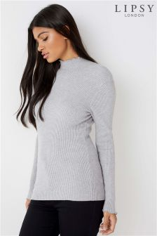 Lipsy Ruffle Turtle Neck Jumper