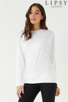 Lipsy Wide Band Top