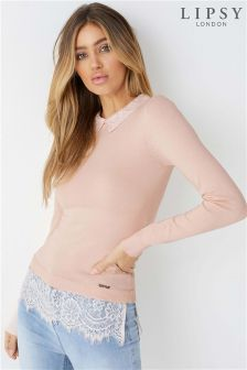 Lipsy Lace 2 in1 Jumper